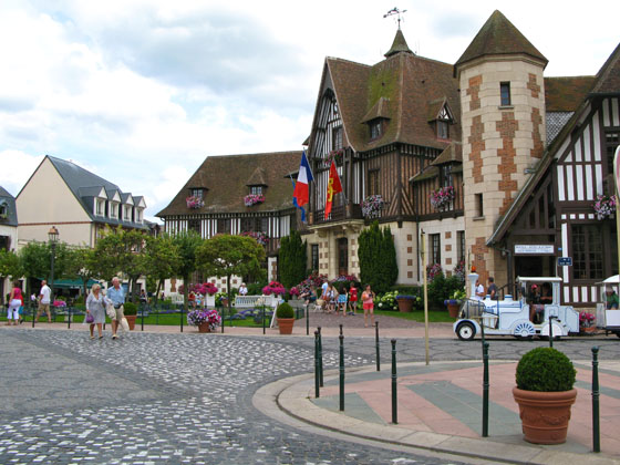 The townhouse of Deauville