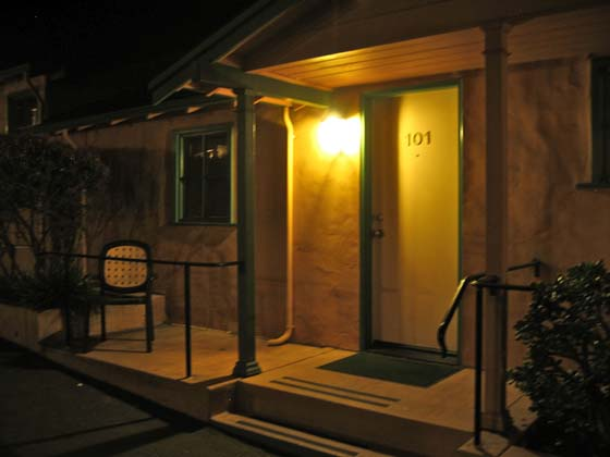 Room 101   Spacious and comfortable   Short walking distance to the shoreline   easy access to the 17 Mile Drive and its trails